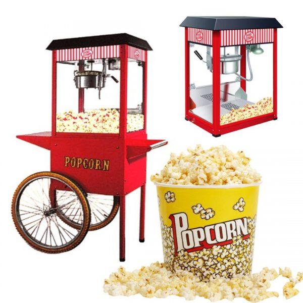 Aparate pentru Popcorn