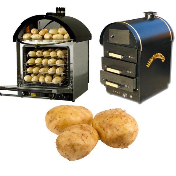 Cuptoare de copt cartofi