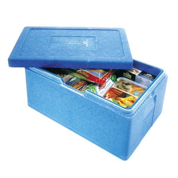 Cutii termice pentru depozitare, transportare