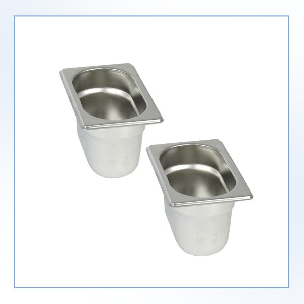 Tave gastronom GN 1/9 - 176x108mm