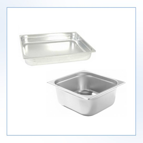 Tave gastronom GN 2/1 - 650x530mm