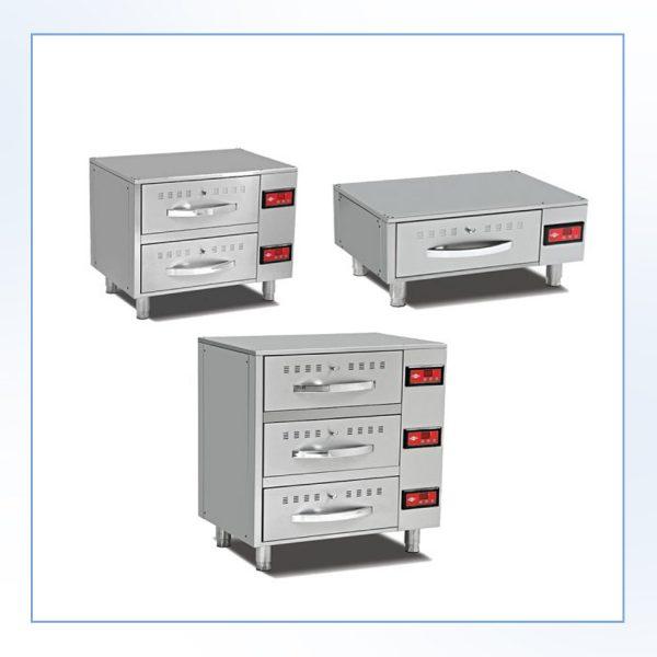 Unitate de încălzire cu sertar