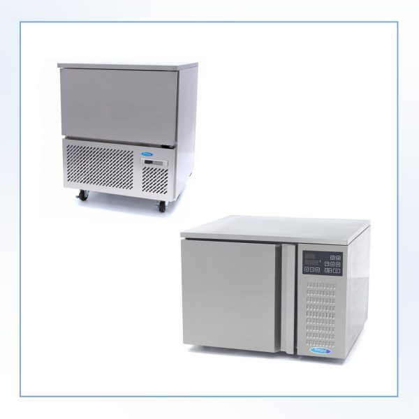 Congelator cu soc termic