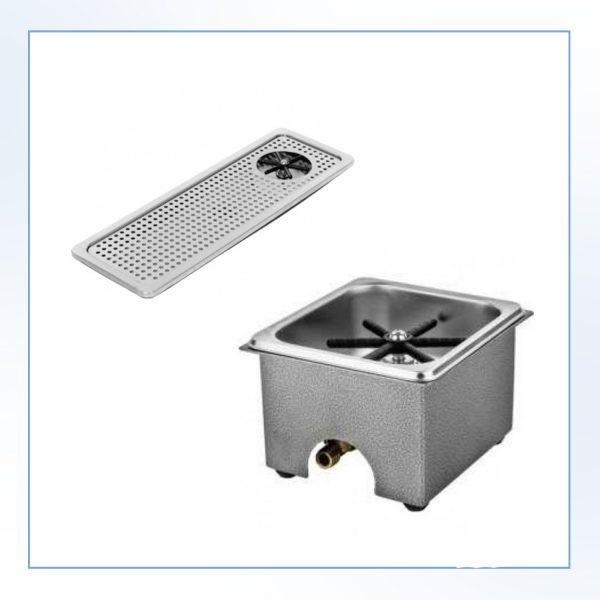 Dispozitiv pentru spălarea paharelor