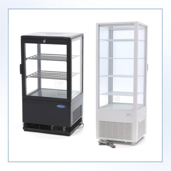Mini-vitrine frigorifice